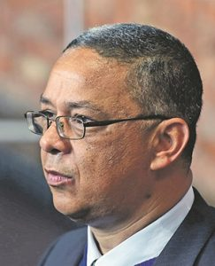 Robert McBride of the IPID. Image By News24