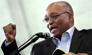 """The DA says that President Jacob Zuma is the """"root cause of the problem"""" in the 'Guptagate' scandal. – image - www.sabreakingnews.co.za"""