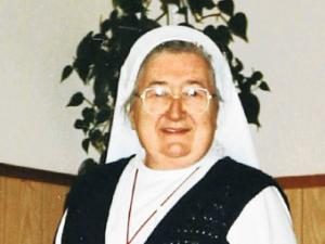 Getrud Tiefebacher also known as Sister Stefan, the nun who was robbed, raped and murdered.  Image: Independent Media