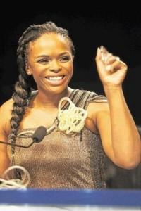MetroFM breakfast show host Unathi Msengana received an open letter about her attitude and conduct on the radio show. – image - www.sowetanlive.co.za