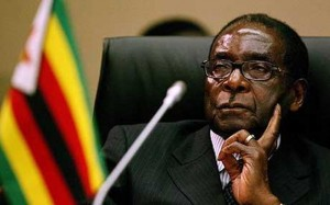 "A lecturer has been convicted of slander and breach of public order law after calling Zimbabwean President Robert Mugabe ""a rotten old donkey"". – image - telegraph.co.uk"