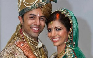 Until Death do us Part: Dewani has yet to stand trial for the murder of his wife, Anni, who was found dead in November 2010. Credit: telegraph.co.uk