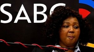 SABC boss Ellen Tshabalala has taken parliament to court.  Image: SABC.