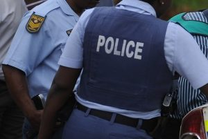 A SAPS Constable was paid to make a case disappear. Image:  The New Age