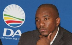 Parliamentary leader for the DA, Mmusi Maimane says his party will go to court if Zuma refuses to pay Nkandla money. Image: BDLive