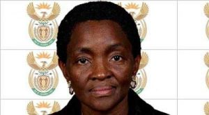 Bathabile Dlamini, Social Development minister is said to have threatened refugees at a camp in Durban.  Image: SABC