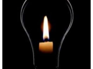 We may be in for more power cuts this week due to a 'constrained' system. Image: Jacaranda FM