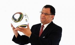 Danny Jordaan says his new mayoral position and being SAFA boss do not clash.  Image: The Guardian