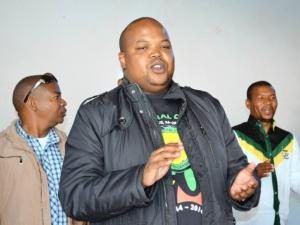 Collen Maine selected president of the ANCYL executive Image:IOL