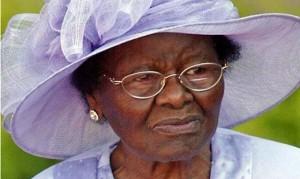 Epainette Mbeki. Photo: Eyewitness News.
