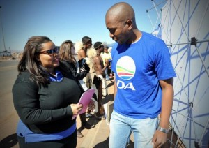 It is final, Maimane is in charge now. Photo: City Press.