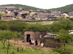 nkandla & poor