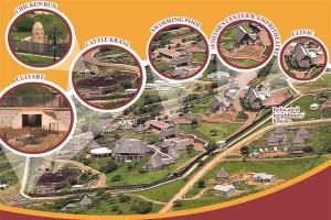 Nkandla Homestead: President Zuma's Controversial Home. Image: My Broadband.