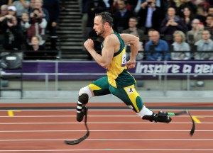 Oscar Pistorius may just be headed for the tracks after Judge Bam agrees that the paralympian's bail conditions were indeed too strict. – image - www.bloomberg.com