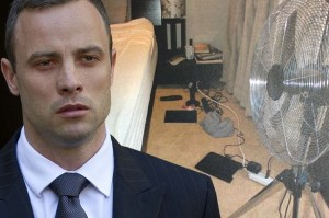 Oscar Pistorius. Photo : www.mirror.co.uk