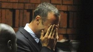 Oscar Pistorius cried relentlessly during the days immediately after the shooting of Reeva Steenkamp in his home. Now that his bail conditions are relaxed, he is 'reconnecting' with friends at uptown establishments in Johannesburg. – image - nbcsports.msnbc.com