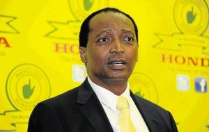 Patrice Motsepe is said to be offering the Meyiwa family R1 million.  Image: Timeslive.