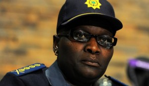 National police commissioner General Riah Phiyega is facing charges of defeating the ends of justice after allegedly alerting a provincial commissioner of an ongoing investigation against him. Image: Daily Maverick.