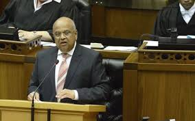 Minister of finance Pravin Gordhan. Image: bdlive.co.za