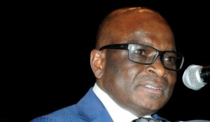 Minister of Mineral Resources Ngoako Ramatlhodi. Image: The Weekly.