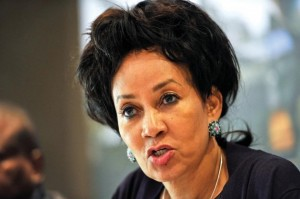 Human Settlement Minister, Lindiwe Sisulu. Photo: City Press